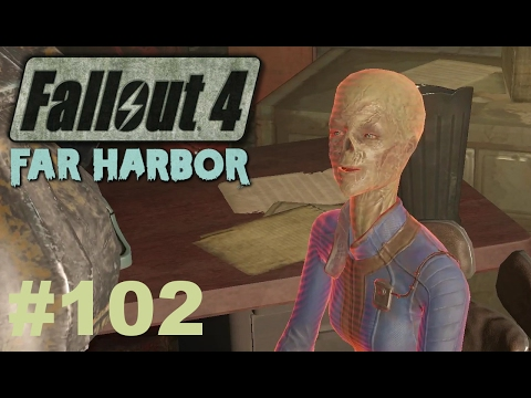 Fallout 4 - 102 - [Far Harbor DLC] - Rakennetaan Vaultti?!
