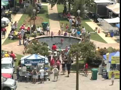 Life in the Carolinas presents Greenwood County South Carolina