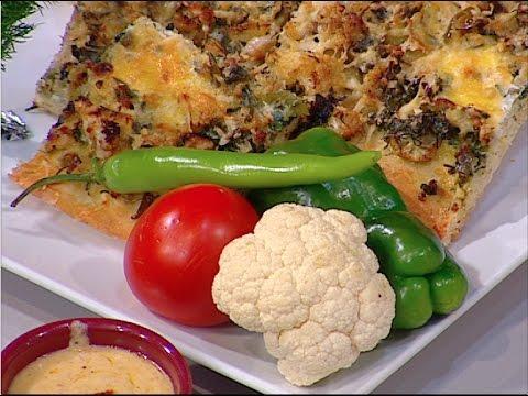 طريقة عمل خبز القرنبيط والجبن على طريقة الشيف #وحيد_كمال  من برنامج #الفطاطرى #فوود