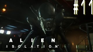 Alien: Isolation - #11 - Mission 5: The Quarantine 3/3