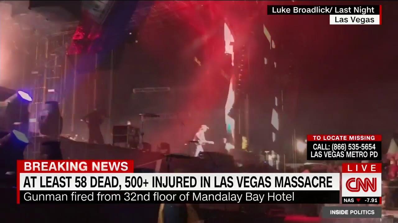 Shooting Update: Las Vegas Shooting Update: At Least 58 Dead, No