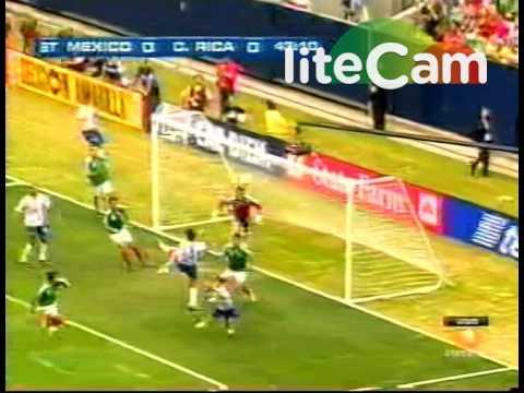 Mexico VS Costa Rica Copa Oro 2007