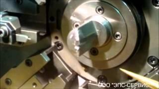 Изготовления пружин кручения(Изготовления пружин кручения с использованием датчика касания., 2012-11-05T11:52:16.000Z)
