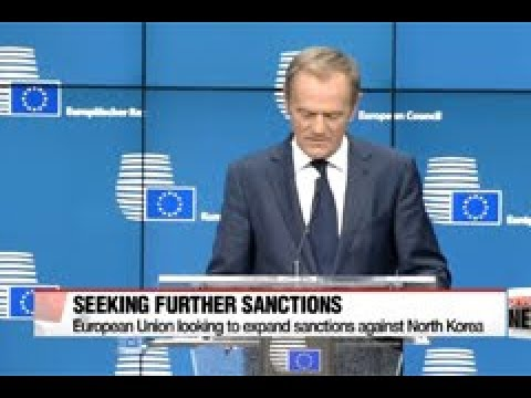 European Union looking to expand sanctions against North Korea