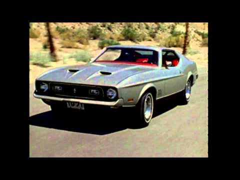 First Generation Ford Mustang 1971 Mustang, 1971 Mustang Mach 1 | AutoMotoTV