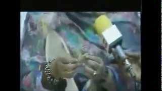 Mauritanie : une chaussure de Serigne Touba, un morceau de tissu LUI appartenant