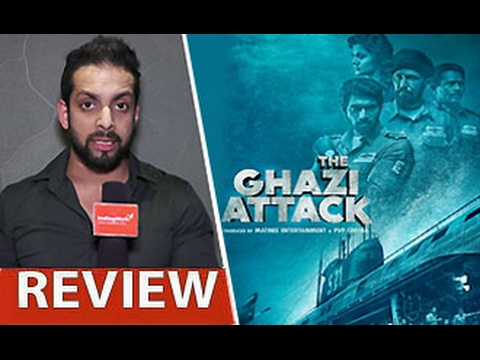 The Ghazi Attack Review By Salil Acharya | Rana Daggubati, Taapsee Pannu | Full Movie Rating