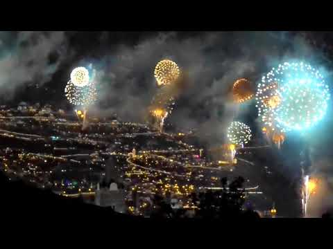 New Year's Eve Celebrations in Funchal – Madeira 2017 / 2018