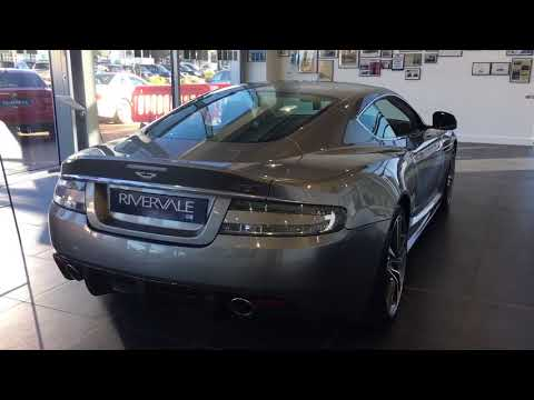 Aston Martin DBS 6.0 V12 Grey Walkaround
