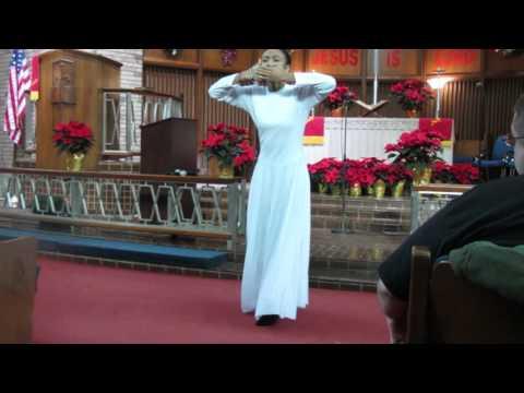 Christmas Praise Dance -