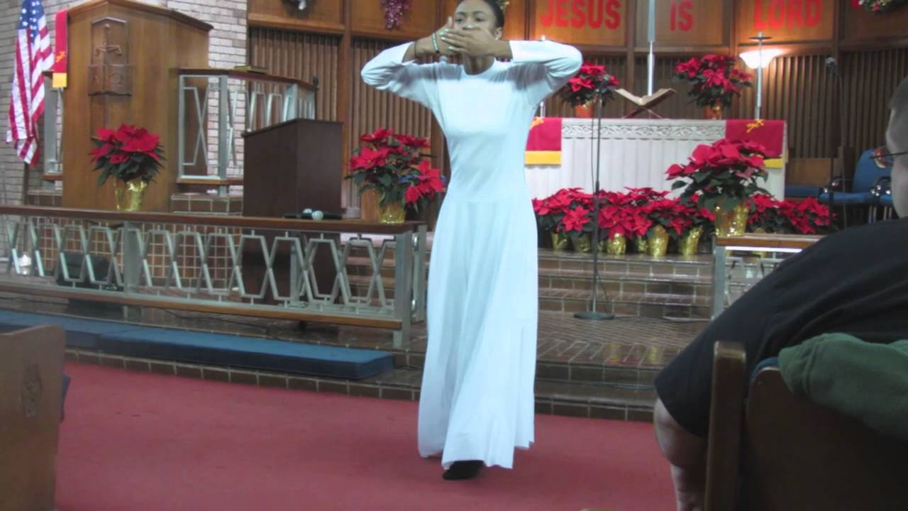 christmas praise dance mary did you know by cee lo green - Christmas Praise Dance