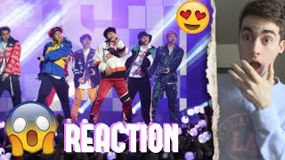 BTS (?????) 'DNA' REACTION! (Live at the AMA's 2017) - FIRST TIME REACTION! MP3