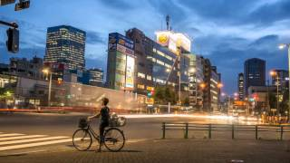Sony a6000 Time-Lapse Tokyo by Night