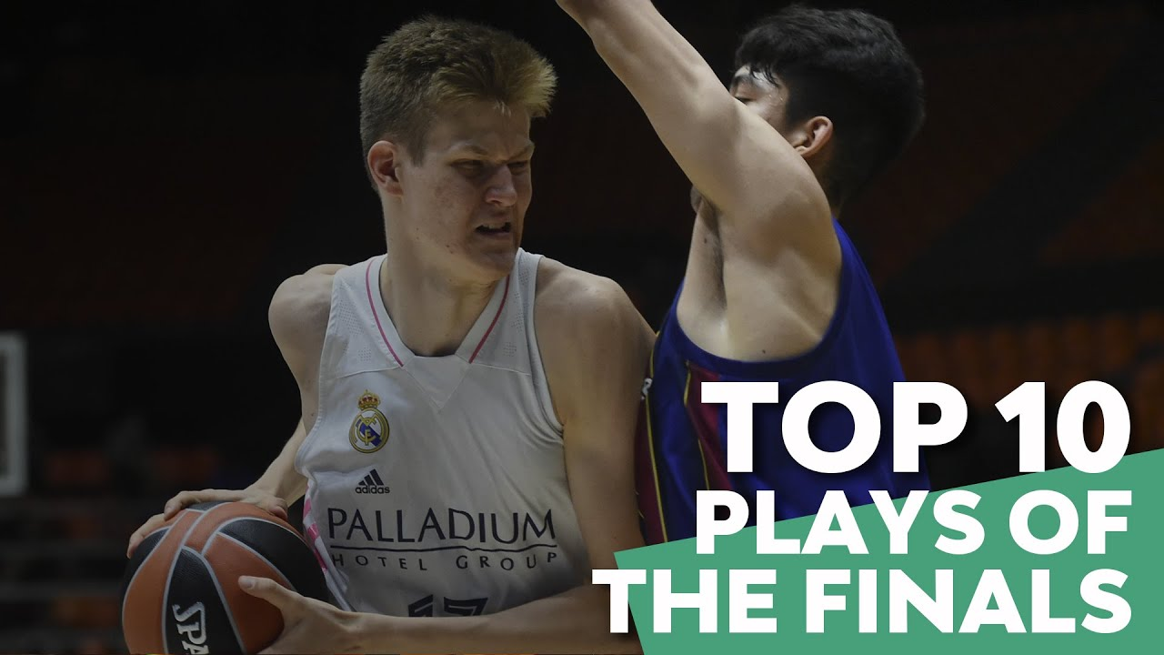 Euroleague Basketball Adidas Next Generation Tournament: Top 10 Plays of the Finals