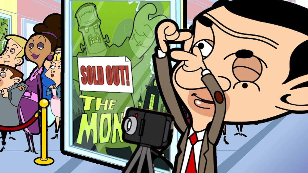 Mr Bean Filme Cartoon