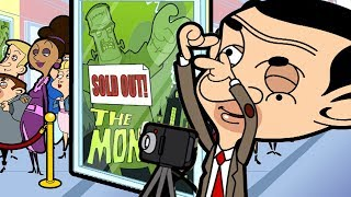 Movie Bean | Funny Clips | Mr Bean Cartoon World