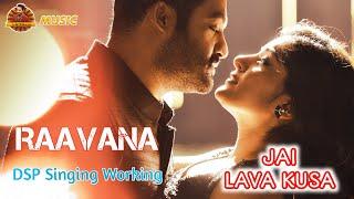 Jr NTR Raavan Entry Song In Jai Lava Kusa by DSP