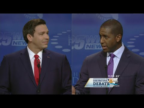 Candidates Exchange Policy Promises, Insults At Final Gubernatorial Debate