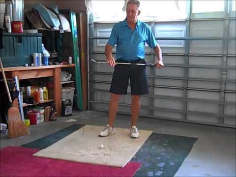 Beginner to pro golf lesson