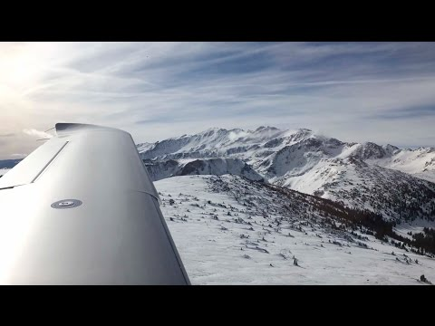 Cirrus SR22 | Ohio to Colorado | Journey to the Mountains