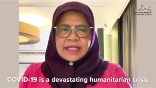 Maimunah Mohd Sharif of UN-Habitat on Building Back Better from COVID-19