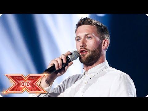 Nothing can stop Matt Linnen getting a chair | Six Chair Challenge | The X Factor 2017