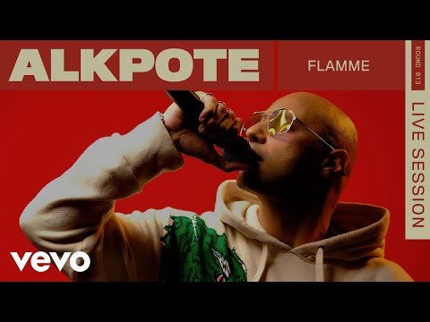 Youtube: Alkpote – Flamme (Live) | ROUNDS | Vevo