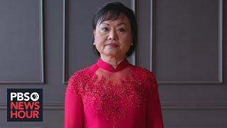 Kim Phuc's Brief But Spectacular take on pain and forgiveness