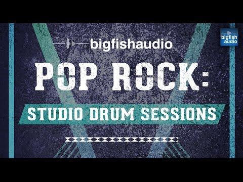 Pop Rock: Studio Drum Sessions | Demo Track