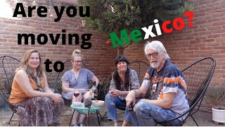 Are you moving to Mexico?