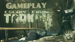 Escape from Tarkov PS4 Gameplay HD