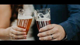 Julie and Kelly's Wedding Film  | Monday Night Brewing Company | Atlanta, GA