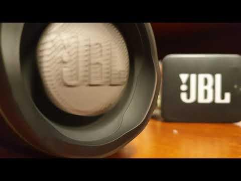 Bass Test JBL Charge 4 Volume 80%