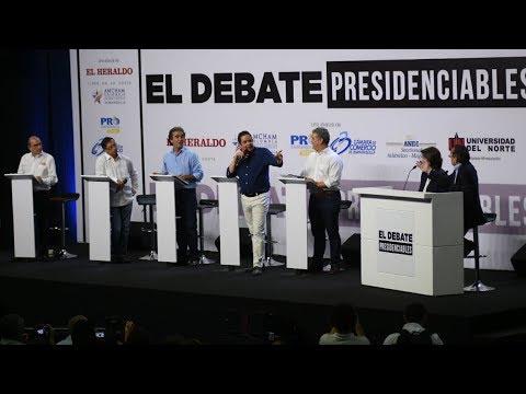 El Debate Presidencial en la Región Caribe