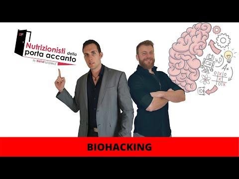 NUTRIZIONISTI DELLA PORTA ACCANTO: Biohacking