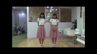 愛踊祭WEB予選に北海道札幌出身2人組オーガニックガールズユニットWHY@...