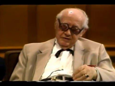 Marcelo Kayath plays La Maja de Goya by Granados in the 1986 Segovia Masterclass