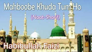 Mahboobe Khuda Tum Ho ☪☪ Beautiful Naat Sharif ☪☪ Habibullah Faizi [HD]
