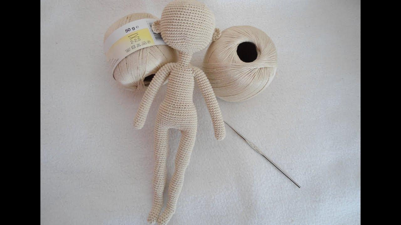Free Pattern: How to Crochet an LOL Doll Punk Boy Inspired Doll ... | 720x1280