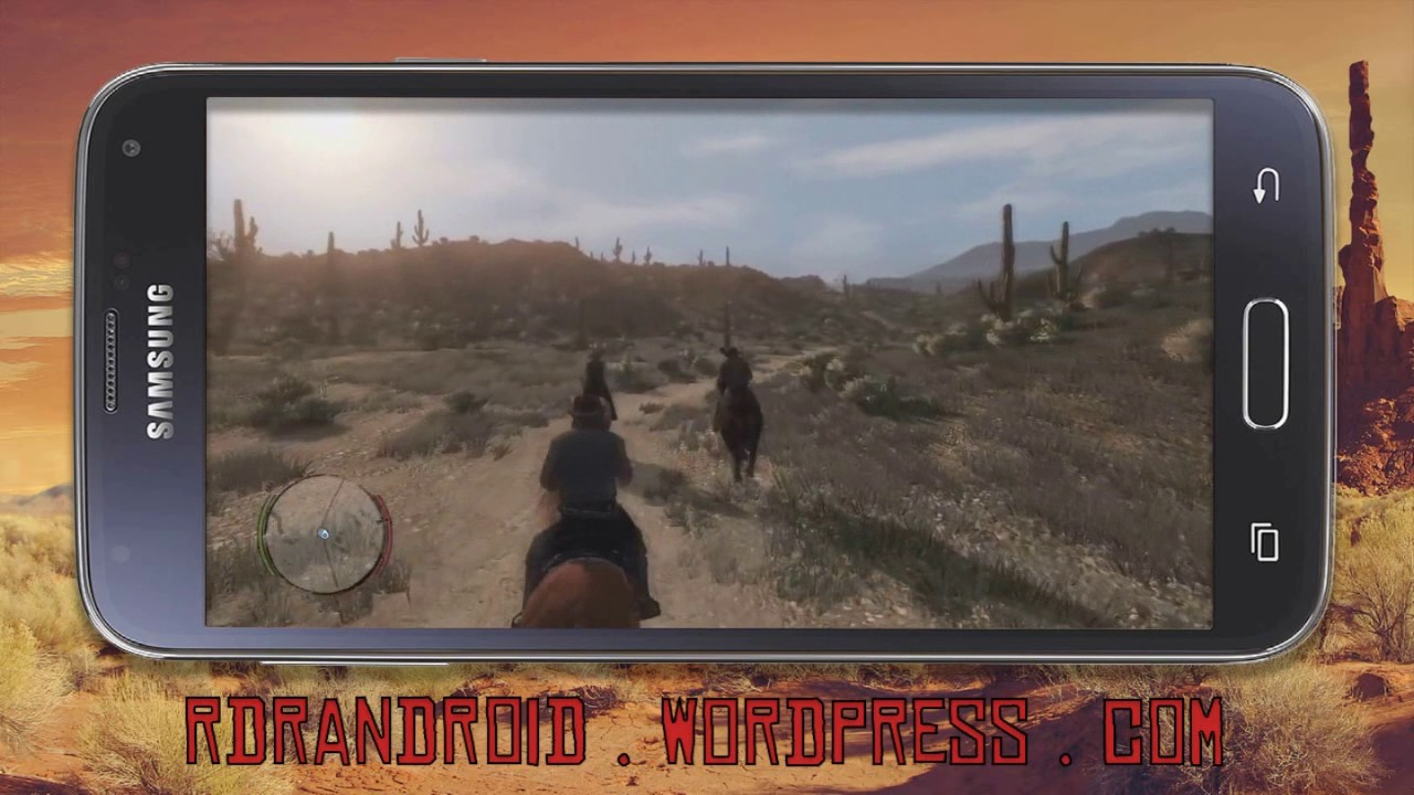 Red Dead Redemption for Android [Free Download]