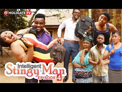 Download INTELLIGENT STINGY MAN (FINAL EPISODE) - NEW 2021 DARLINGTON LATEST NOLLYWOOD MOVIE (FAMILY COMEDY)