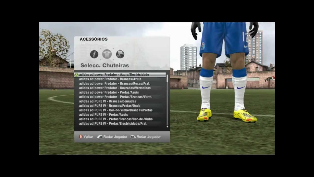 Fifa 12 all countries patch youtube.