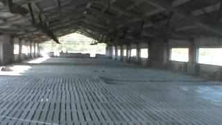 Формы для бетонного щелевого пола (Укладка щелевых)