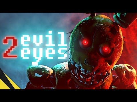 [SFM] Five Nights at Freddy\'s\: Two Evil Eyes [DIRECTORS CUT] | FNAF Animation