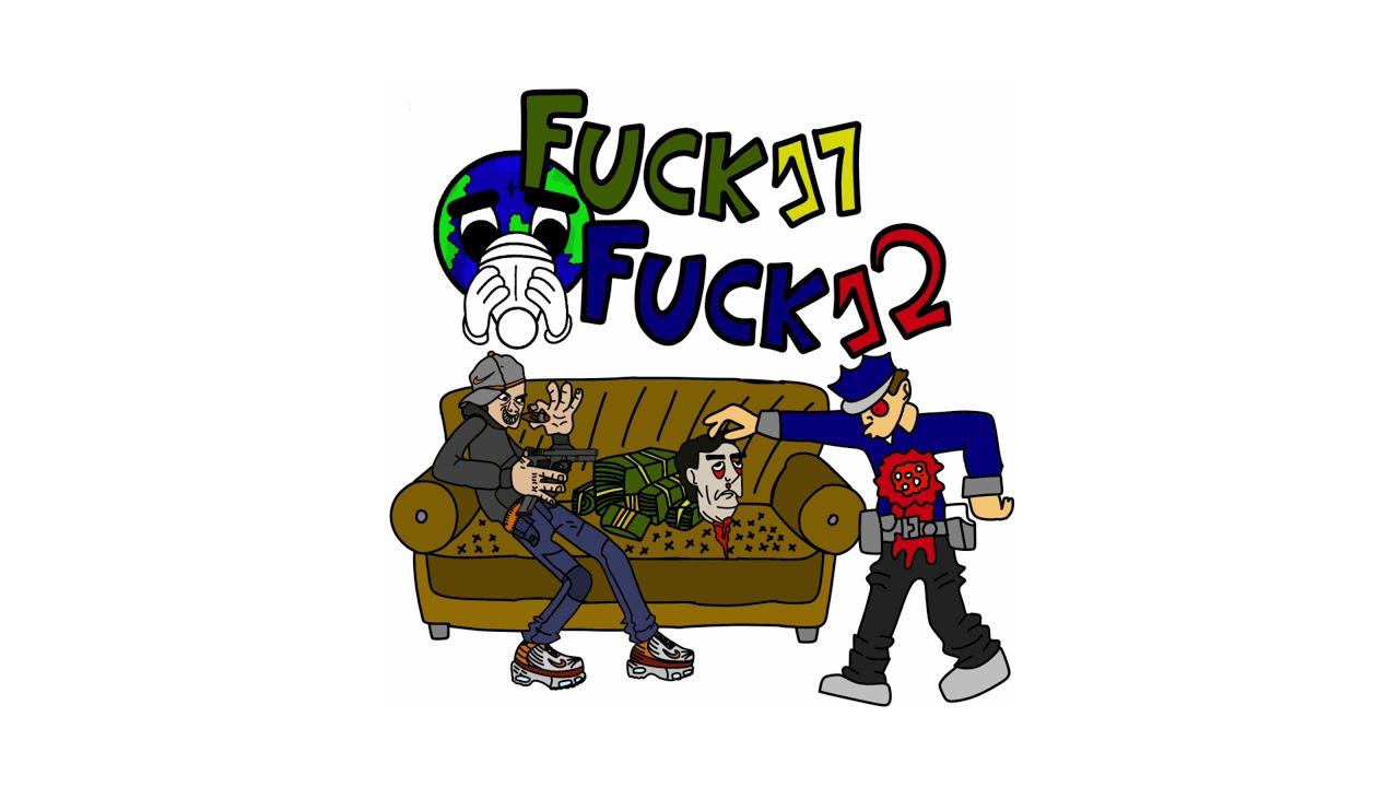 Brocasito - Fuck17Fuck12 (prod.Level)