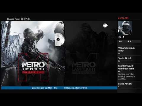 Metro 2033 Livestream 002