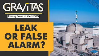 Gravitas: What happened at China's Taishan Nuclear Power Plant?
