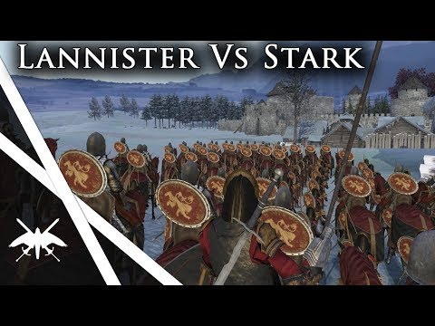 Lannister Army Invades The North!  - Mount & Blade: Clash Of Kings
