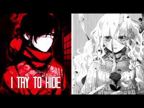 ♪ Nightcore   Mad Hatter   All Time Low Switching Vocals