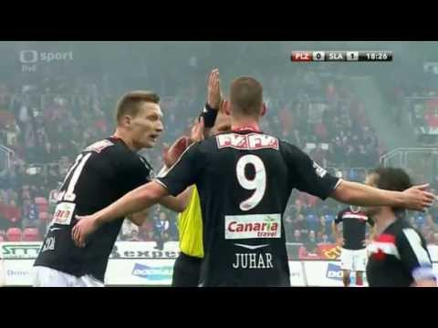 Martin Juhar RED CARD